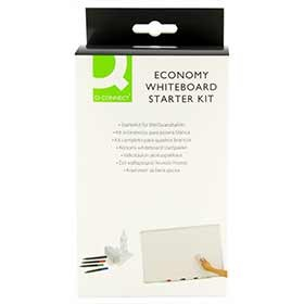 Q-Connect Economy Whiteboard Starter Kit