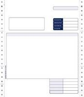 Sage Compatible Invoice/Delivery Note 4-Part Pack Of 500 SE04 - Invoice Forms