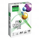 ProDesign A4 Colour Presentation Paper Ream-Wrapped 100gsm White PDFSC21100 [500 Sheets]