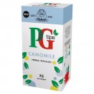 PG Tips Tea Bags Camomile Enveloped Ref A08002 [Pack 25]