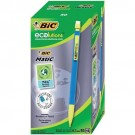 Bic Matic Ecolutions Mechanical Pencil Built-in Eraser with 4 x HB 0.7mm Lead Ref 8877191 [Pack 50]