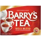 BARRYS GOLD BLEND(RED)TEA BAGS 80'S