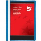 5 Star Blue A4 Project Files - Folder File