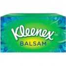 Kleenex Balsam Tissues Box 72 Sheets 3389010