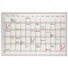 Franken Perpetual Year Calendar Planner with 2 Markers 3 Magnets Day Grid 57x13mm W900xH600mm Ref JK703GB