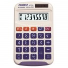 Aurora Pocket Calculator 8-Digit HC133