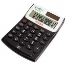 Aurora Ecolac Semi-Desktop Calculator 12-Digit Black EC404