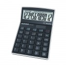 Aurora Desktop Calculator 12-Digit Black DT910P