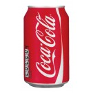 Coca Cola Can 330Ml A00768 | Soft Drinks For Office