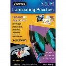 Fellowes Super Quick A4 Laminating Pouches 160 Micron (Pack of 100) 5440001