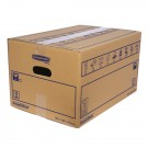 Bankers Box SmoothMove Standard Moving Box 320 x 260 x 470mm (Pack of 10) 6207201