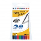Bic Velleda 1721 Whiteboard Marker Fine Assorted (Pack of 8) 1199005728
