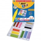 Bic Kids Plastidecor Crayons Assorted (Pack of 288) 887835