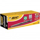 Bic Pocket Permanent Marker Bullet Tip Black (Pack of 12) 8209021