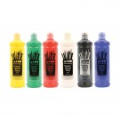 Brian Clegg Ready Mix Paint 600ml Assorted (Pack of 6)AR81A6