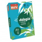 Adagio A4 Deep Coloured Card 160gsm Pk250