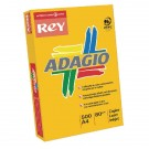 Adagio A4 Bright Coloured Assorted Card 160gsm Pk250
