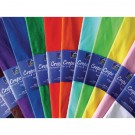Bright Ideas Crepe Paper Assorted (Pack of 12) BI0568