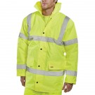 Constructor Jacket Saturn Yellow Medium