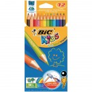 Bic Kids Colouring Pencils 829029 - Art Pencils
