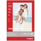 "Canon Glossy Photo Paper 10x15cm (6x4"") GP-501 170gsm 0775B003 - Glossy Photo Paper"