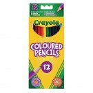 Crayola Assorted Pencil Coloured Pencils (Pack of 144) 3.3612