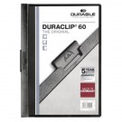Durable 6Mm Duraclip File A4  (Pack Of 25)