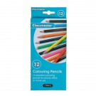 Classmaster Colouring Pencils Assorted (Pack of 12) CPW12