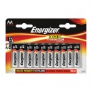 Energizer MAX E91 AA Batteries (Pack of 16) E300132000