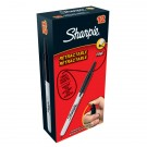 Sharpie Black Retractable Marker S0437020 S0751460 - Permanent Markers