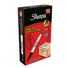 Sharpie Black Twin Tip Markers S0750900 - Permanent Markers