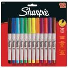 Sharpie Assorted Pack Of Ultra Fine Markers S0941891 - Permanent Markers