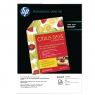 Hewlett Packard Brochure/Flyer Paper Glossy A4 180gsm C6818A - Glossy Photo Paper