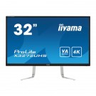 iiyama 32in Monitor ProLite X3272UHS-B1  VA 4K 3860 x 2160 UHD Dual HDMI Display Port X3272UHS-B1