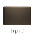 IMPRINT STANDARD ANTI-FATIGUE MAT BROWN