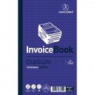 Challenge Carbonless Invoice Duplicate Book 210x127mm 6710 100080412