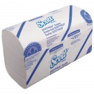 Scott Folding White Hand Towel Pack Of 175 - Paper Hand Towels