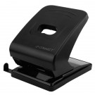 Q-Connect Black Heavy Duty Hole Punch KF01236