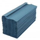 2Work 1-Ply Blue Hand Towel HT2305 - Paper Hand Towels