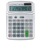 Q-Connect Large Table Top 12 Digit Calculator Grey KF15758