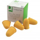 Q-Connect Thimblettes Size 2 Yellow (Pack of 12) KF21510