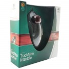 Logitech Marble Trackball Optical Mouse