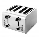 Toaster 4-Slice White/Green FCL4001/H