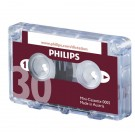 Philips Dictation Cassette 30 Minutes LFH0005