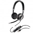 Plantronics Black Wire C720-M USB Headset Binaural Microsoft-Compatible 48190