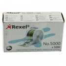 Rexel No. 5000 Staple Cartridge (Pack of 5000) 06308