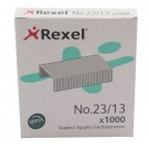 Rexel No. 23 13mm Staples (Pack of 1000) 2101053