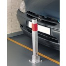 POST SAFE PARKING SILVER 351066