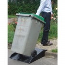 Portable Grey Kerb Ramp (Capacity: 250kg) 382347