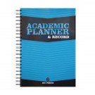 Silvine Academic Planner and Record A4 Blue EX202